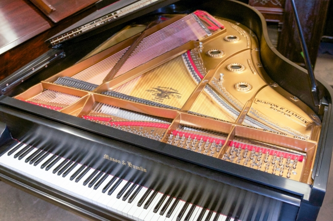 Beautifully Restored Pianos Craftsman Piano Restoration